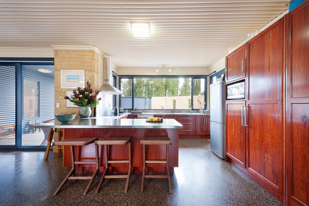 Kitchen by Eco Sustainable Homes