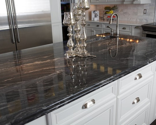 Silver Wave Granite Home Design Ideas Pictures Remodel