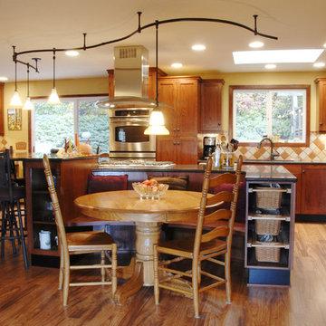 Universal Craftsman Kitchen