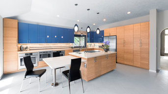 Universal Design Kitchen for accessibility and aging in place