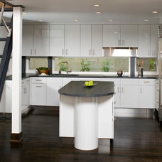 Contemporary Kitchen by HINGE Cabinetry & Furniture