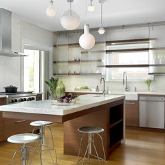 contemporary kitchen by Studio Durham Architects