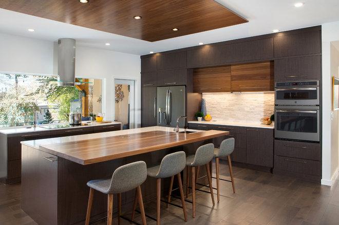 Contemporary Kitchen by Awaken Interiors