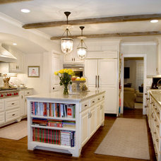 traditional kitchen by Durrett Homes