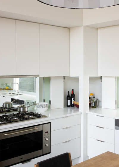 Contemporary Kitchen by Grieve Gillett Andersen