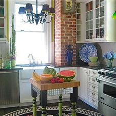Farmhouse Kitchen by Greeson & Fast Design