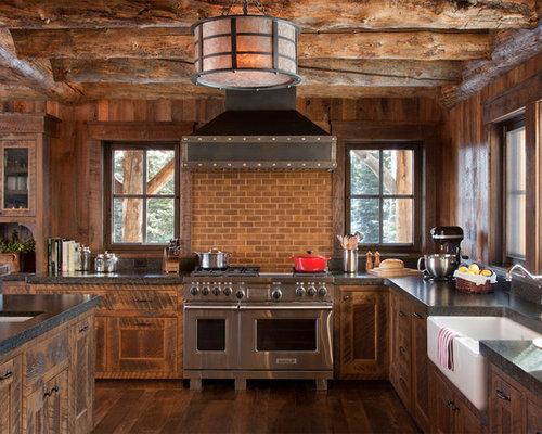 Farmhouse Kitchen Sink Home Design Ideas Pictures