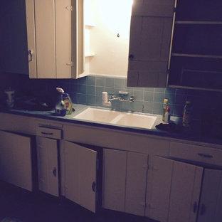 Midcentury kitchen in Albuquerque.