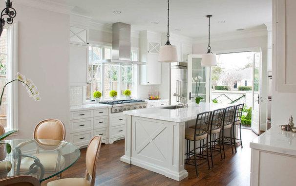 Traditional Kitchen by Ellen Grasso & Sons, LLC
