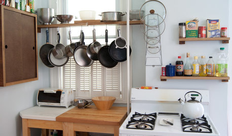 Smart Space Savers for Your Kitchen Walls