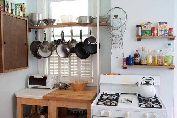 エクレクティック キッチン by Day Shift Furniture