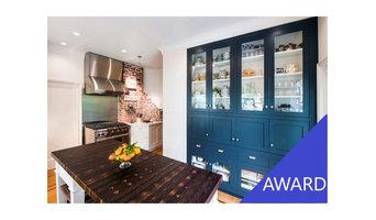 Updated Craftsman -  Kitchen Remodel
