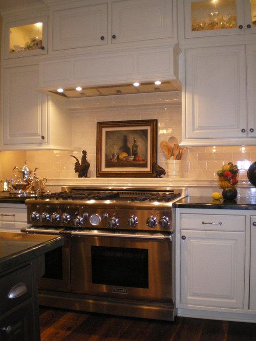 Crackle Tile Backsplash Home Design Ideas Pictures