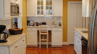 Updated French Country Kitchen