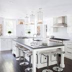 ... Transitional - Kitchen - New York - by Tiffany Eastman Interiors, LLC