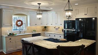 Updated Kitchen Speaks Classic Design