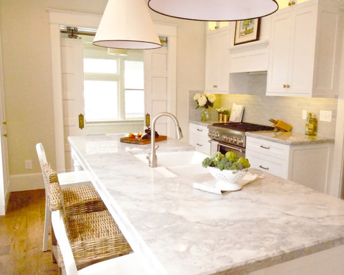 White Counters Home Design Ideas Pictures Remodel And Decor