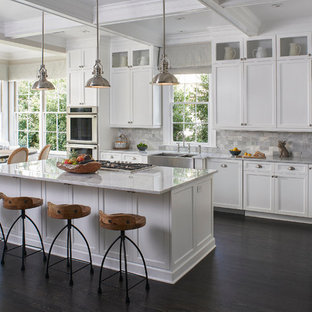Updated Traditional Home Kitchen