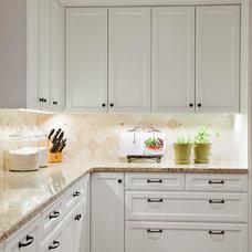 Traditional Kitchen by Dawn Hearn Interior Design