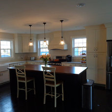 Traditional Kitchen by Ambassador Home Improvement
