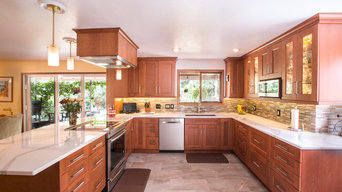 Upgraded functional Kitchen