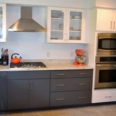 Contemporary Kitchen by Kristi Youles