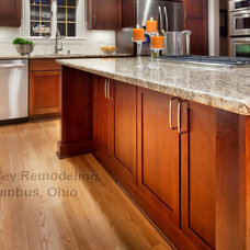 Contemporary Kitchen by Griffey Remodeling