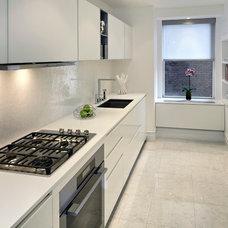 Contemporary Kitchen by Jan Albert Design