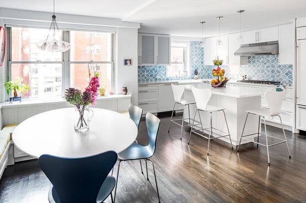 Contemporary Kitchen by James Wagman Architect, LLC