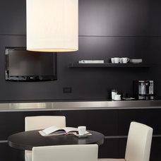 Contemporary Kitchen by Magdalena Keck Interior Design