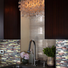 Contemporary Kitchen by Robin Baron Design
