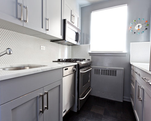 Penny Backsplash Ideas, Pictures, Remodel and Decor