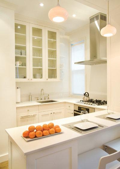 Contemporain Cuisine by Weil Friedman Architects