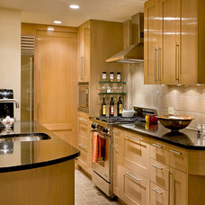 Contemporary Kitchen by Sargent Design Company