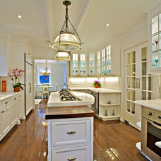 Traditional Kitchen by Archetype Design Studio