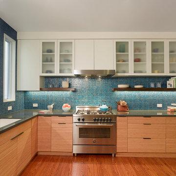 Upper Noe Kitchen