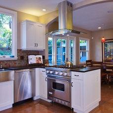 Contemporary Kitchen by Levitch Associates, Inc