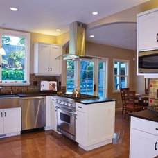Contemporary Kitchen by Levitch Associates, Inc
