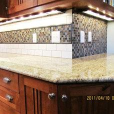 Eclectic Kitchen by Monique Jacqueline Design