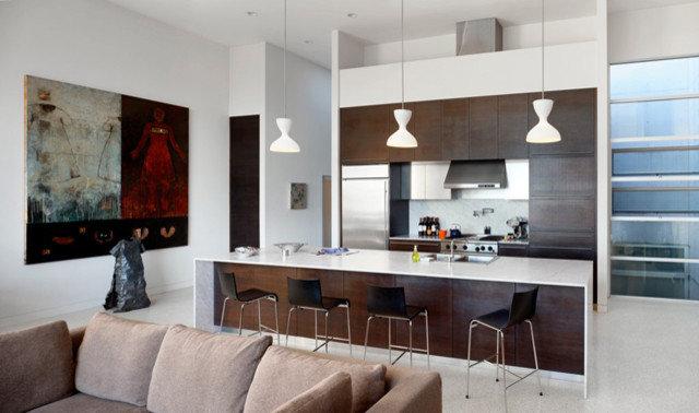 Modern Kitchen by Nilus Designs