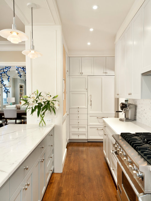 best small ushaped kitchen design ideas  remodel pictures  houzz, Kitchen design