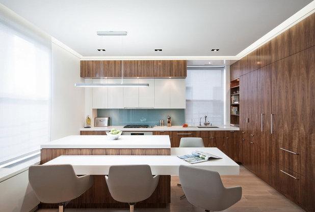 Modern Kitchen by StudioLAB