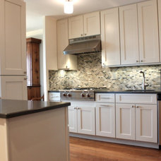 Contemporary Kitchen by Design & Remodeling Specialists