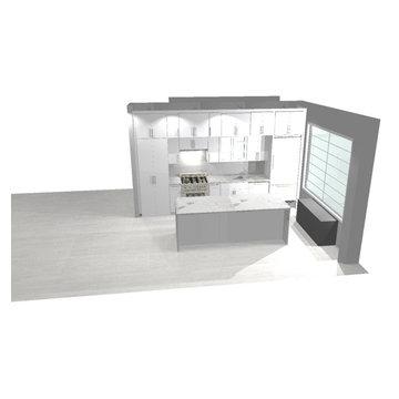 Upper West Side Modern Kitchen Design