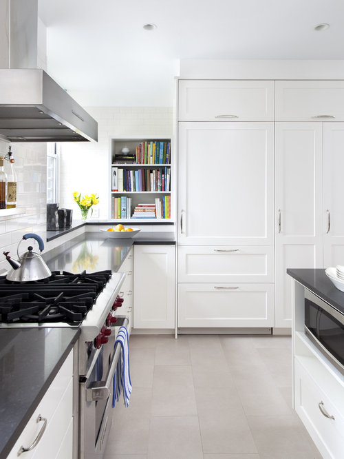 Integrated Kitchen Houzz