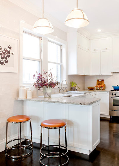Traditional Kitchen by Pamela Dailey Design