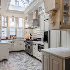 Traditional Kitchen by Jared Sherman Epps