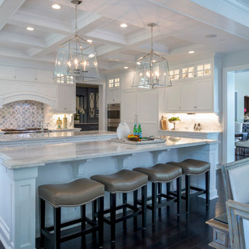 Upscale Family Home: Kitchen