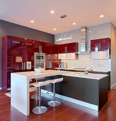 contemporary  by DM Designs