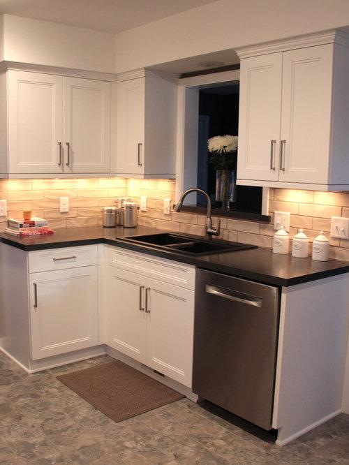 Medium sized kitchen design ideas renovations photos - Medium sized kitchen design ideas ...
